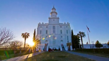 st george temple closing for renovations