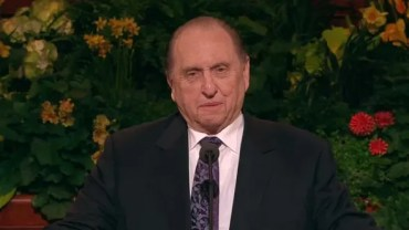 thomas s monson debt