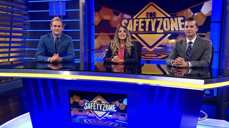 the safety zone crew