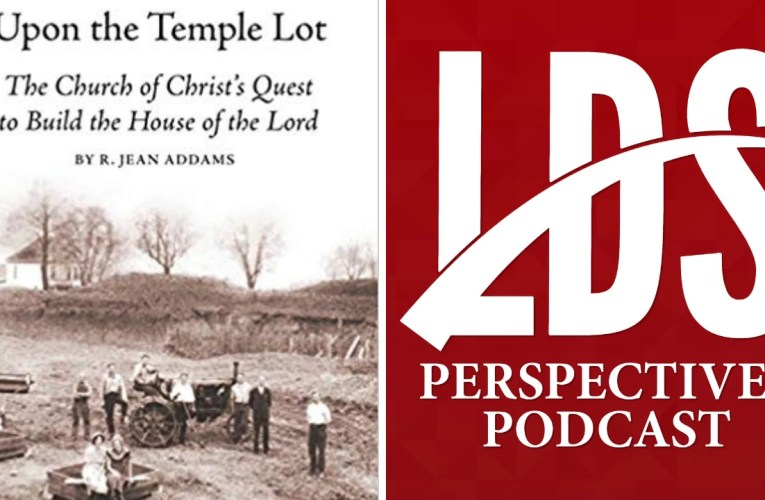 Details of the New Jerusalem Temple Lot in Independence Missouri