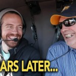 Son Surprises Father with Helicopter Experience of a Lifetime