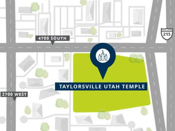 Taylorsville Utah Temple