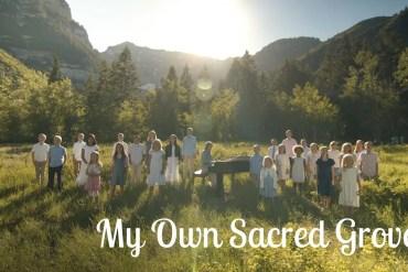 my own sacred grove music
