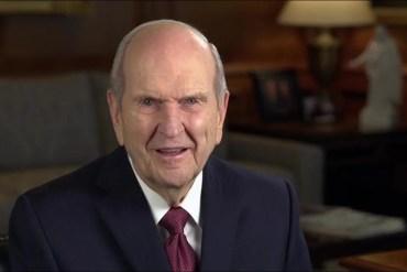 President Nelson Shares Message of Hope during Coronavirus Outbreak
