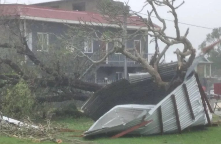 Tropical Cyclone Harold Hits Solomon Islands, Vanuatu, Fiji and Tonga