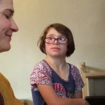 WATCH: Beautiful Child With Down Syndrome Sings Solo For The First Time