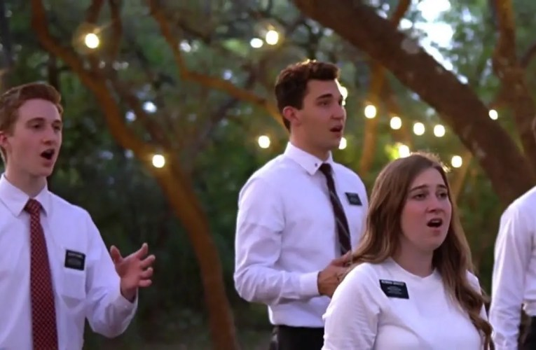6 Missionaries in San Antonio That Blew the Internet Up with This Classic Hymn Cover