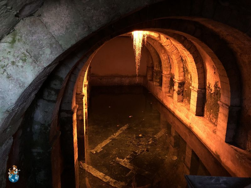 Antigua cisterna de Monsaraz
