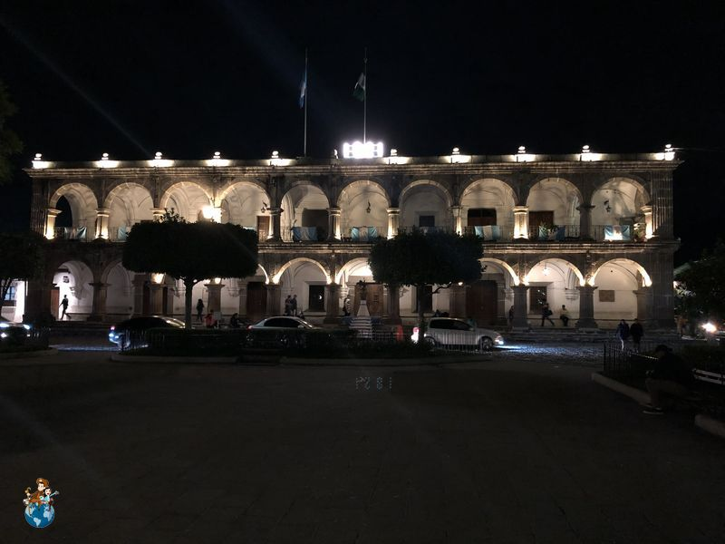 Palacio Ayuntamiento Antigua Guatemala