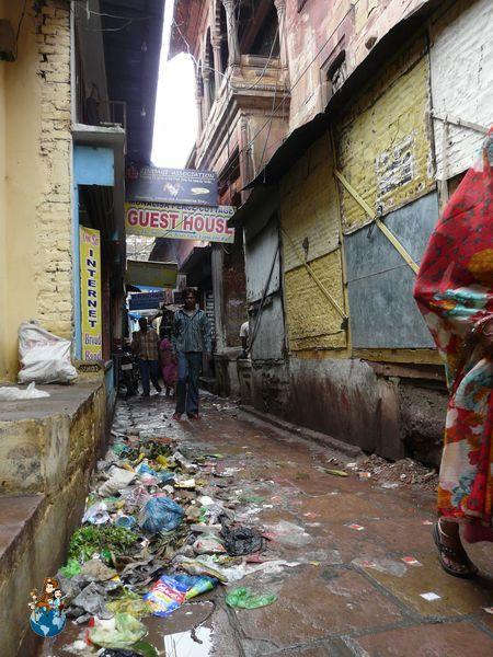 Callejeando por India