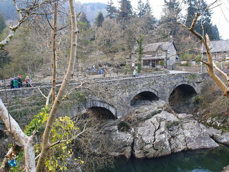 Puentes de Betws-y-Coed