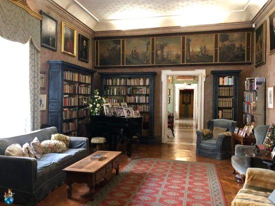 Biblioteca Casa Rocca Piccola