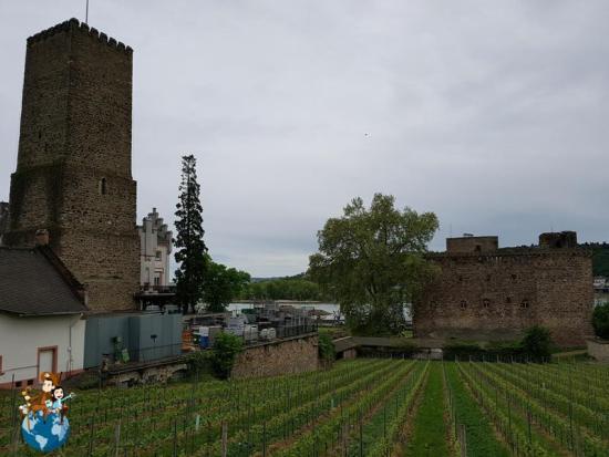 Brömserburg - Rüdesheim am Rhein