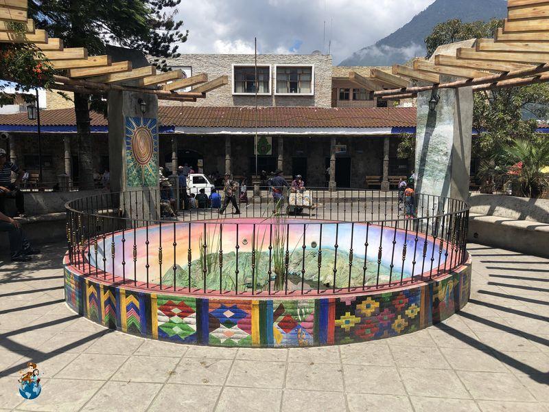 Plaza de Doña Concepción Ramirez (Doña Chonita) en Santiago Atilán