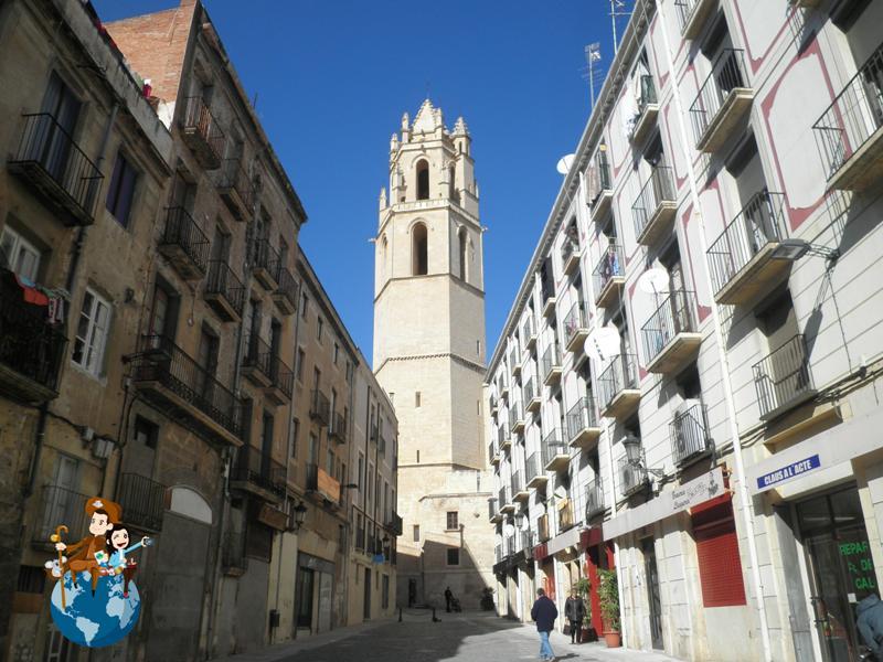 Campanar de la Prioral de Sant Pere en Reus