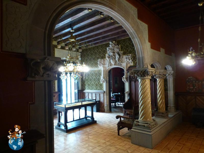 Visita a la Casa Amatller en Barcelona  Todo lo que