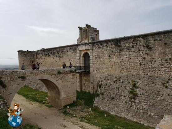 Castillo de los Condes de Chinchón