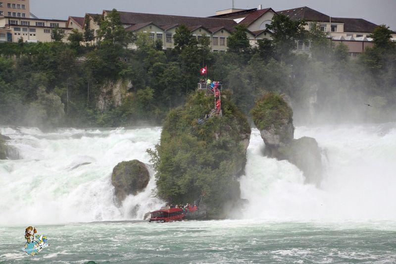 Rheinfallsfelsen