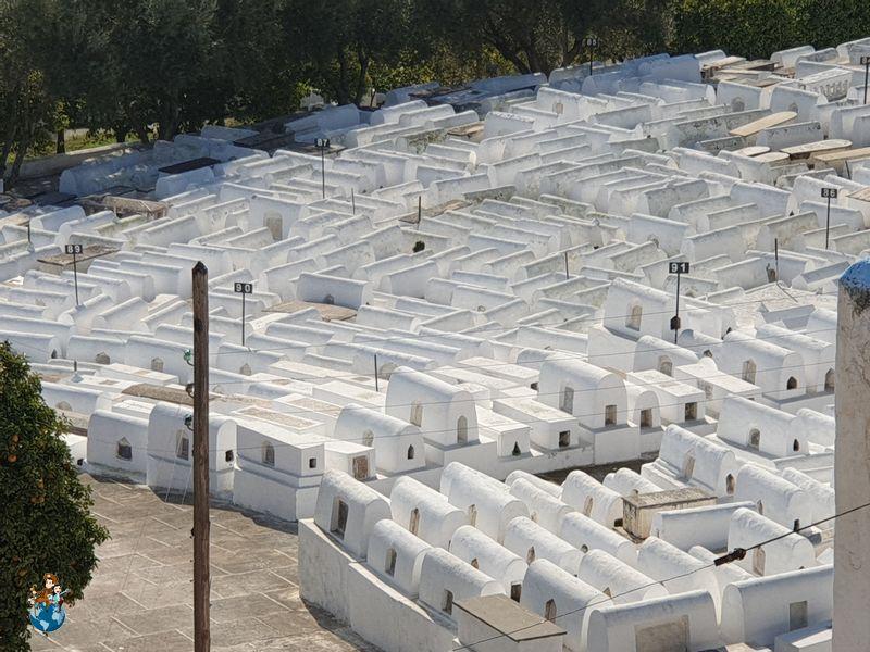 Cementerio judío de Fez