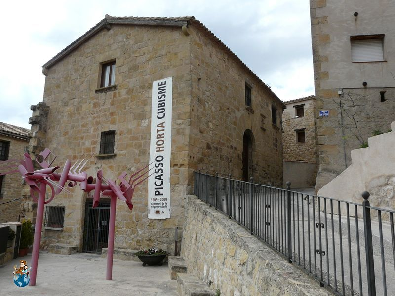 Centro Picasso - Horta de Sant Joan