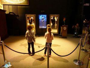 Duelo de magia en Warner Bros Studios Londres