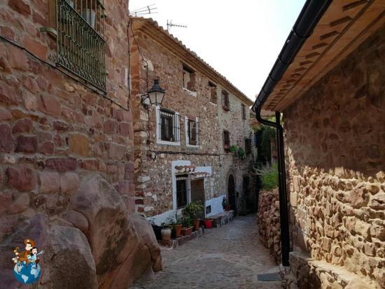 Núcleo antiguo del Quartijo - Vilafamés