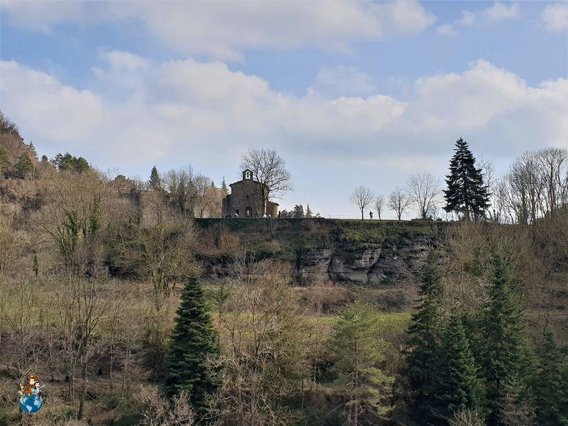 Ermita de Santa Magdalena en Rupit