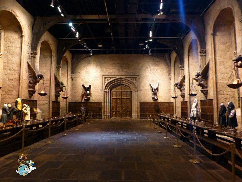 Visita a los estudios de Harry Potter en Londres  Callejeando por el Planeta