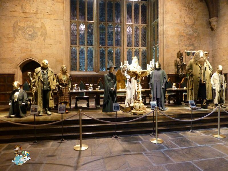 Visita a los estudios de Harry Potter en Londres