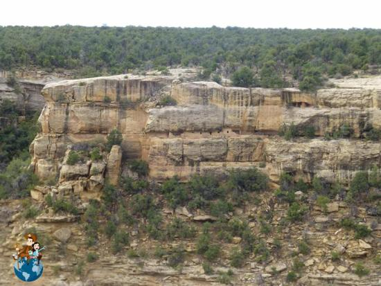 House of Many Windows - Parque Nacional de Mesa Verde