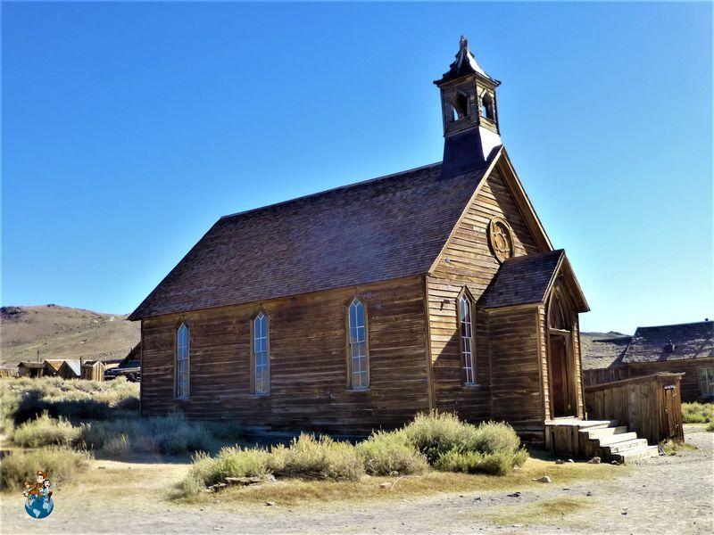 Iglesia Metodista de Bodie