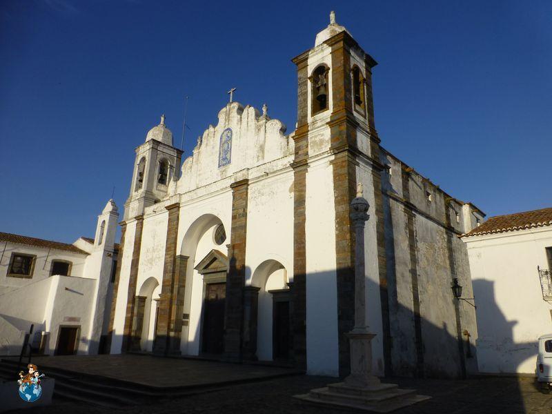 Iglesia de Nuestra Señora de la Laguna - Monsaraz