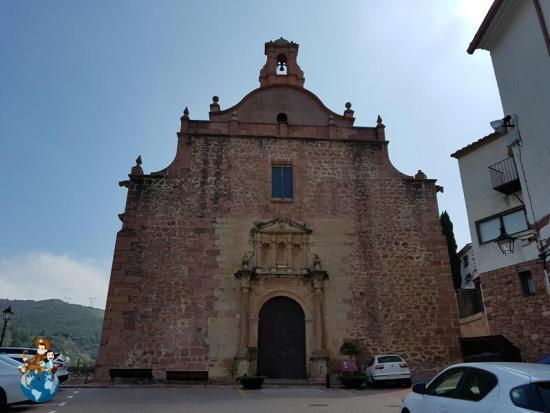 Iglesia parroquial de La Asunción - Vilafamés