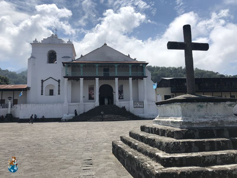 Iglesia de Santiago Apóstol en Santiago Atilán
