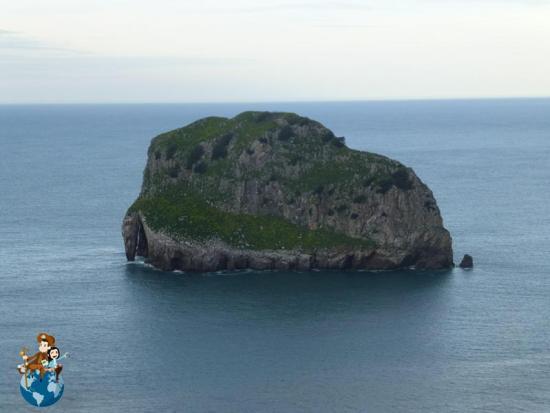 Isla de Aquech - San Juan de Gaztelugatxe