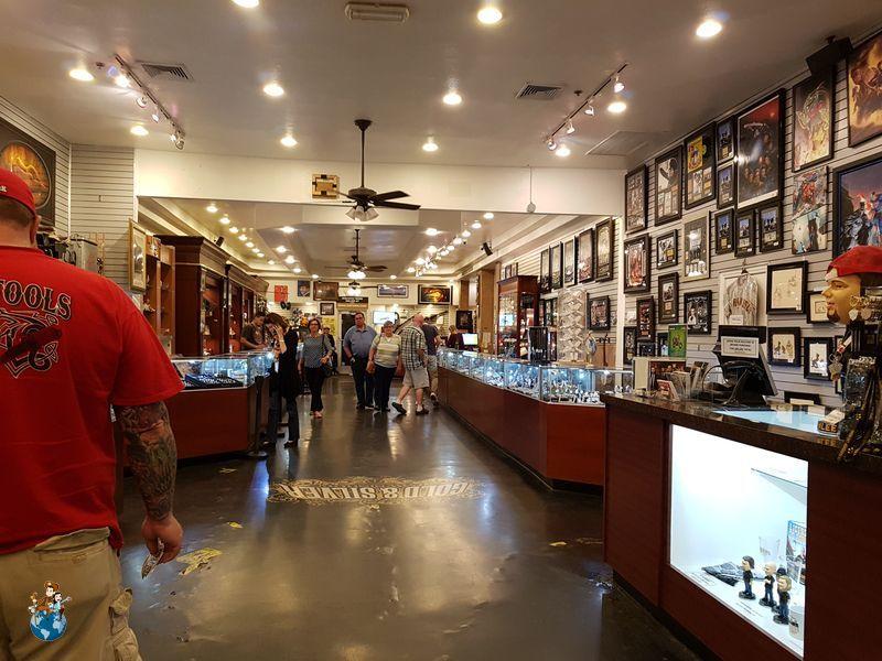 Gold & Silver Pawn Shop - Las Vegas