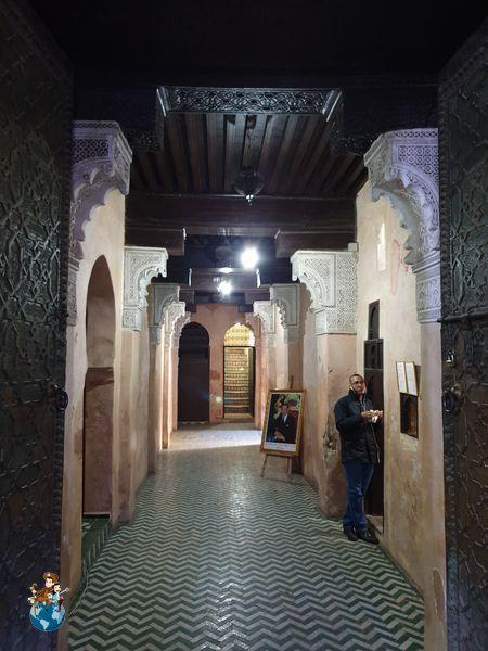 Madrasa Bou Inania - Meknes