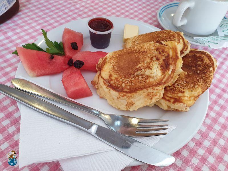 Desayuno en Mario's Room - Panajachel