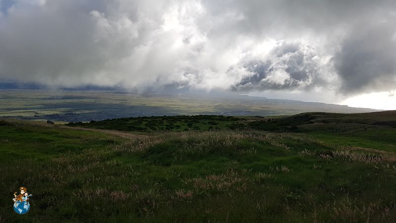 Vistas de Manua Kea
