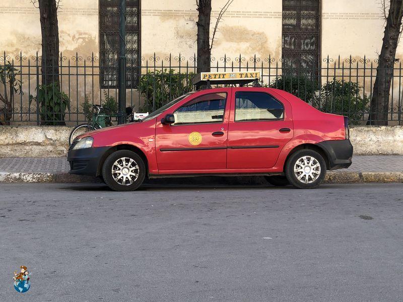 Petit Taxi de Fez