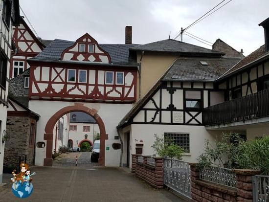 Castillo dePhilippsburg - Braubach