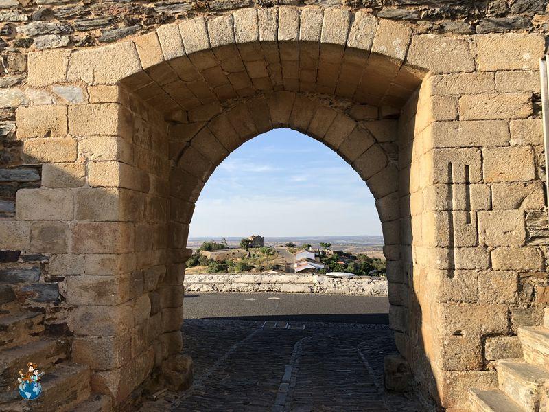 Porta da Vila en Monsaraz