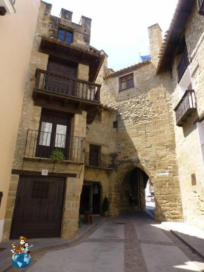 Portal de San Antonio - Rubielos de Mora