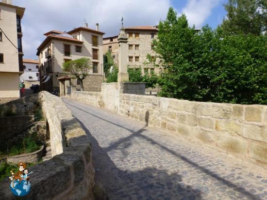 Puente Viejo - Mora de Rubielos