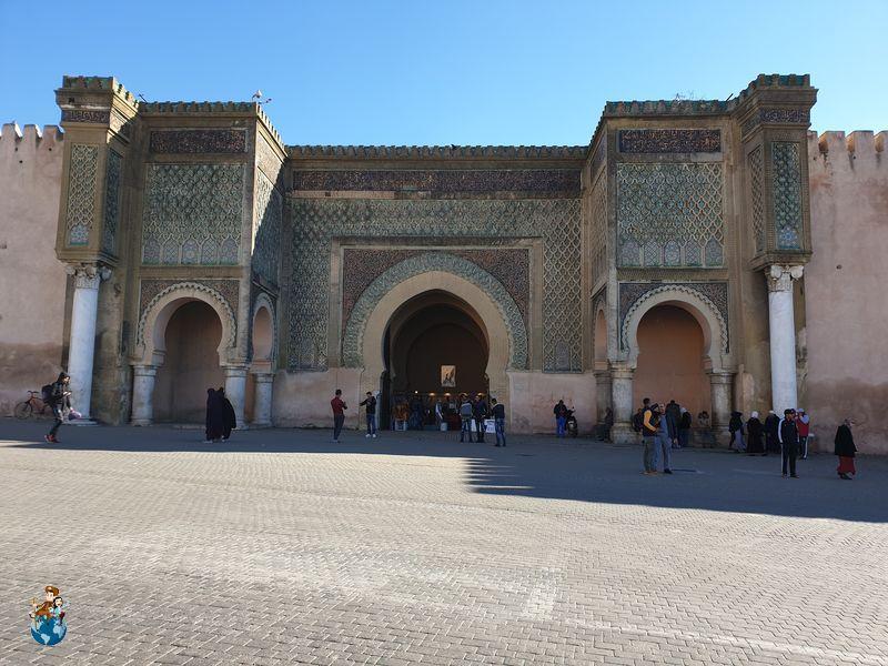 Puerta de Bab El-Mansour