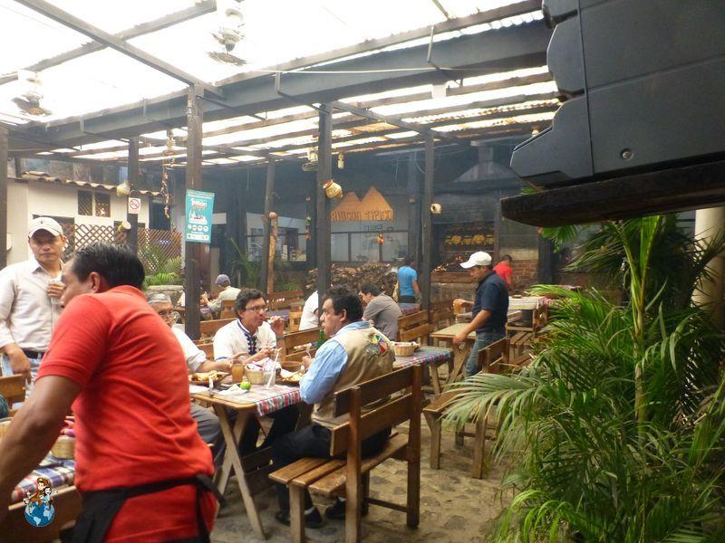 Restaurante Rincón Típico en Antigua Guatemala