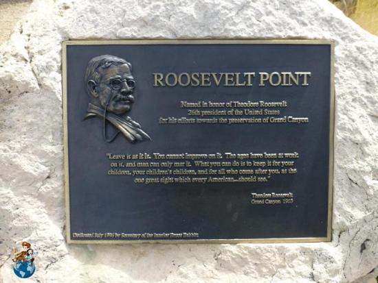 Roosevelt Point - Zona Norte Gran Cañón
