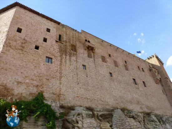 Castillo Mora de Rubielos