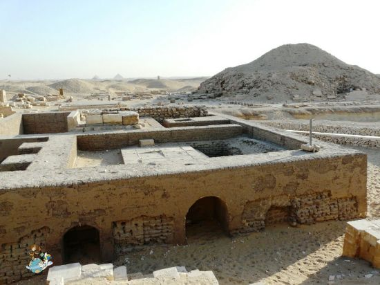 Necrópolis Saqqara