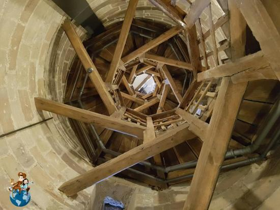 Torre Sinwell - Castillo imperial de Núremberg